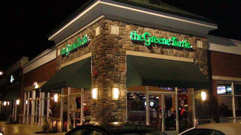 The Greene Turtle--Stone House Square, Hagerstown, Maryland