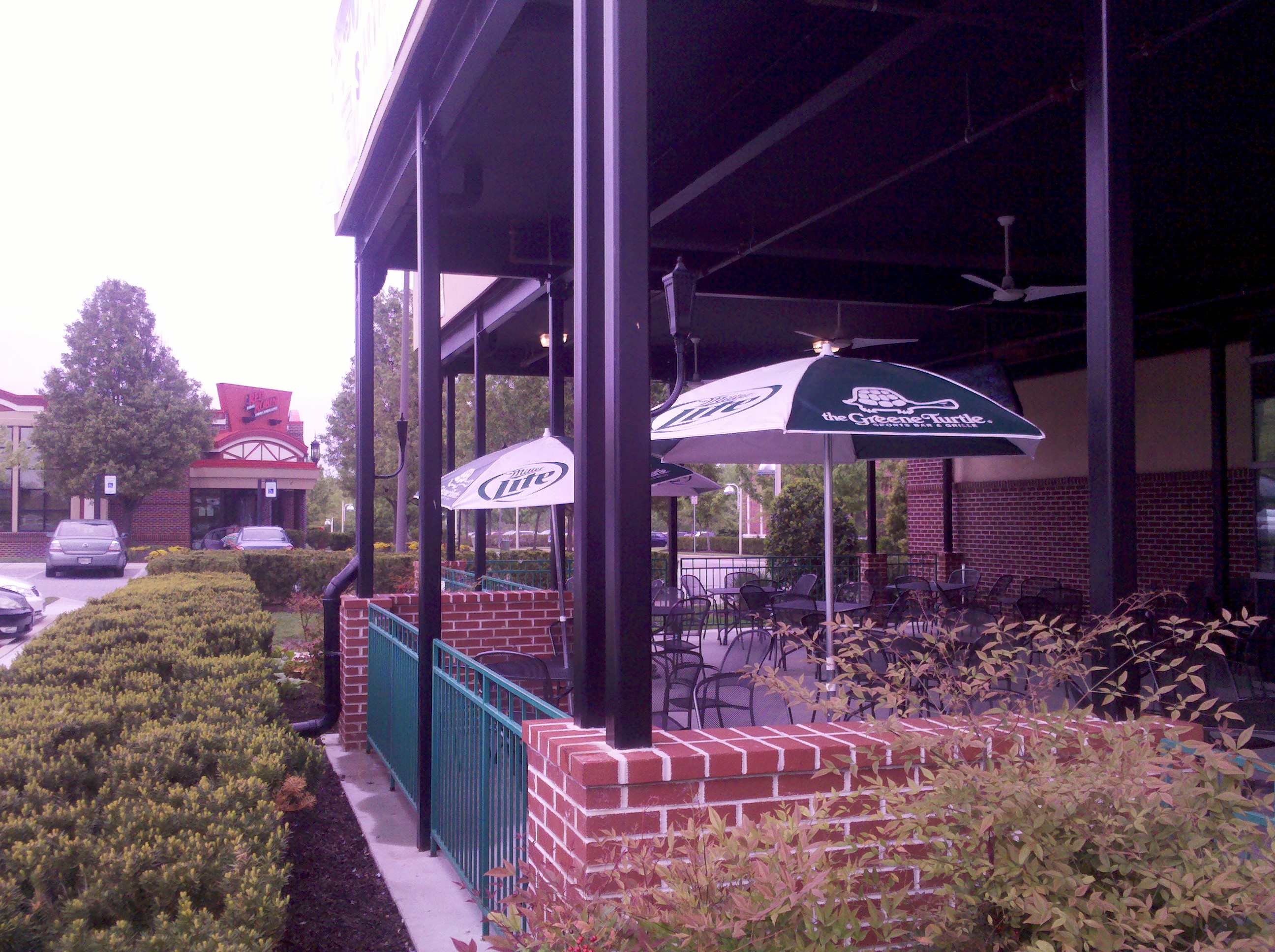 The Greene Turtle--Owings Mills Restaurant Park, Owings Mills, Maryland