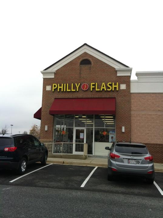 Philly Flash Restaurant @ Dunkirk Town Center, Dunkirk, Maryland