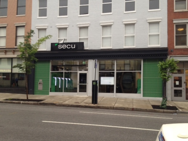 SECU--University of Maryland, Baltimore, Maryland